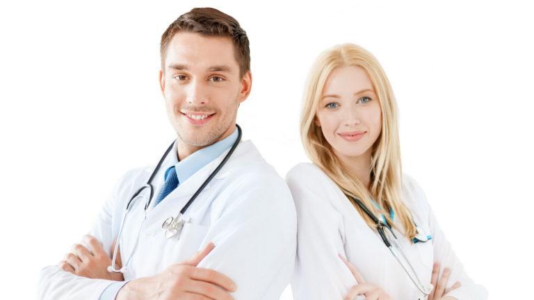 Создание личного сайта для врача