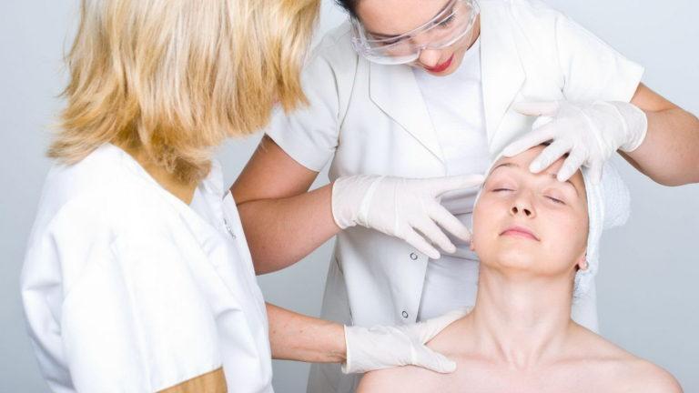 Реклама дерматолога