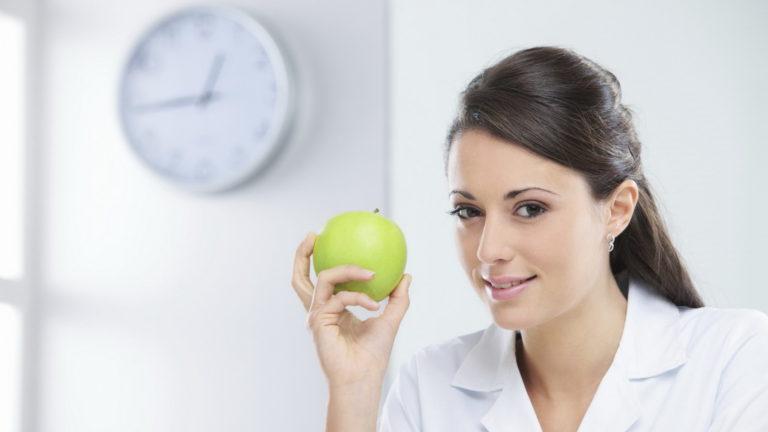 Реклама диетолога