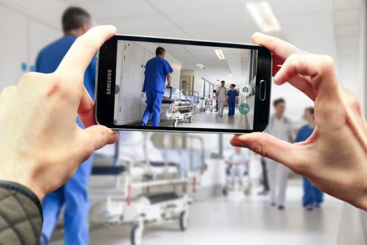 фотографировать для аккаунта врача в соц сети