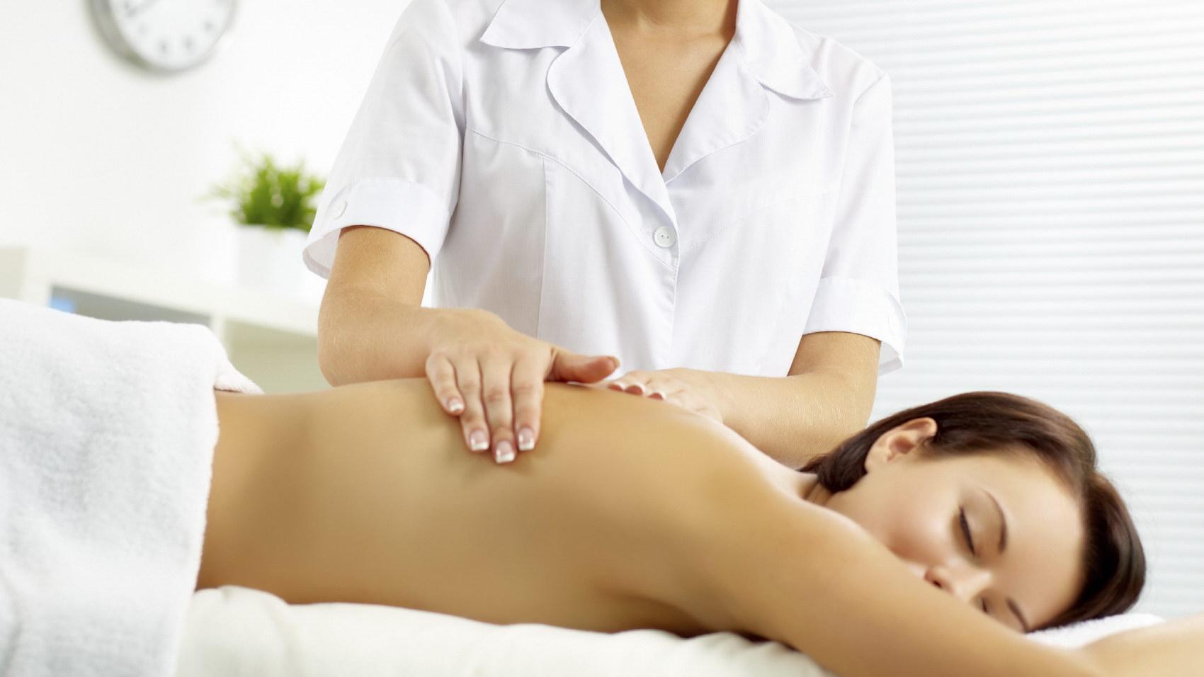 Реклама массажиста